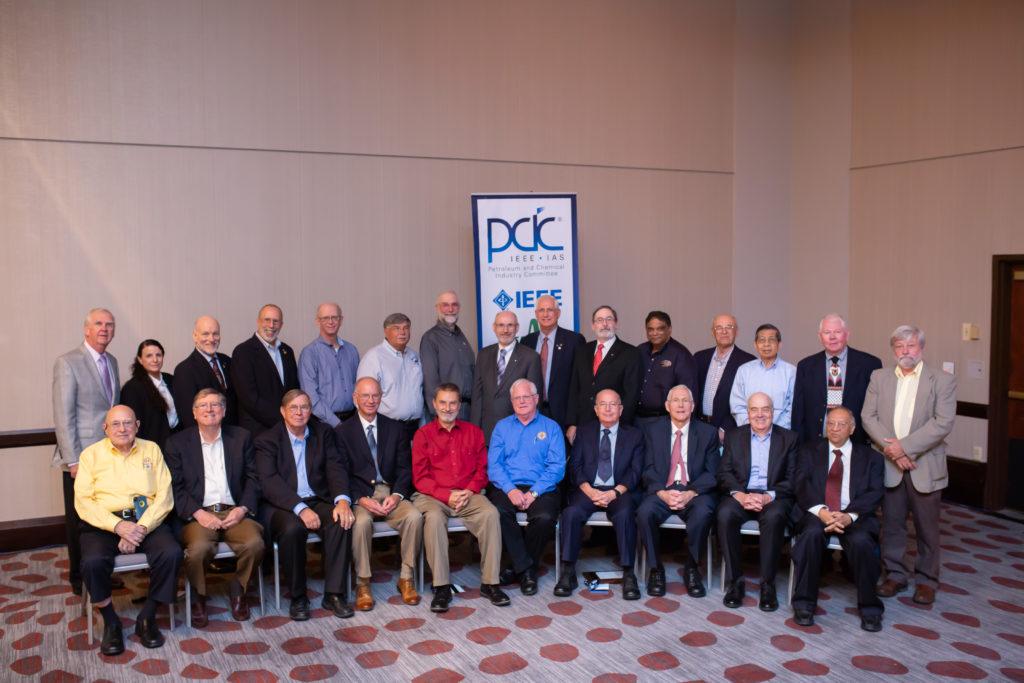 Cincinnati PCIC 2018 Emeritus attendees